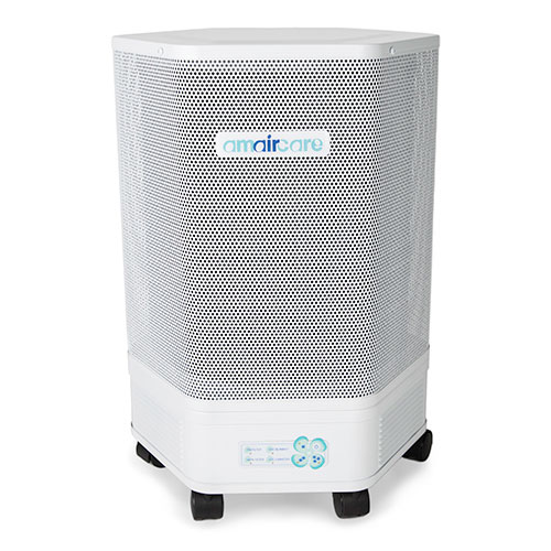 Amaircare Model 3000 ET Portable HEPA Air Filtration System, White, 07-1KWP-06