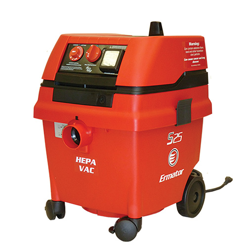 Pullman Holt S25 - Wet Dry HEPA Power Tool Dust Extractor - 7 Gal