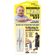 LeadCheck Lead Paint Testing Kit - 2 swab kit