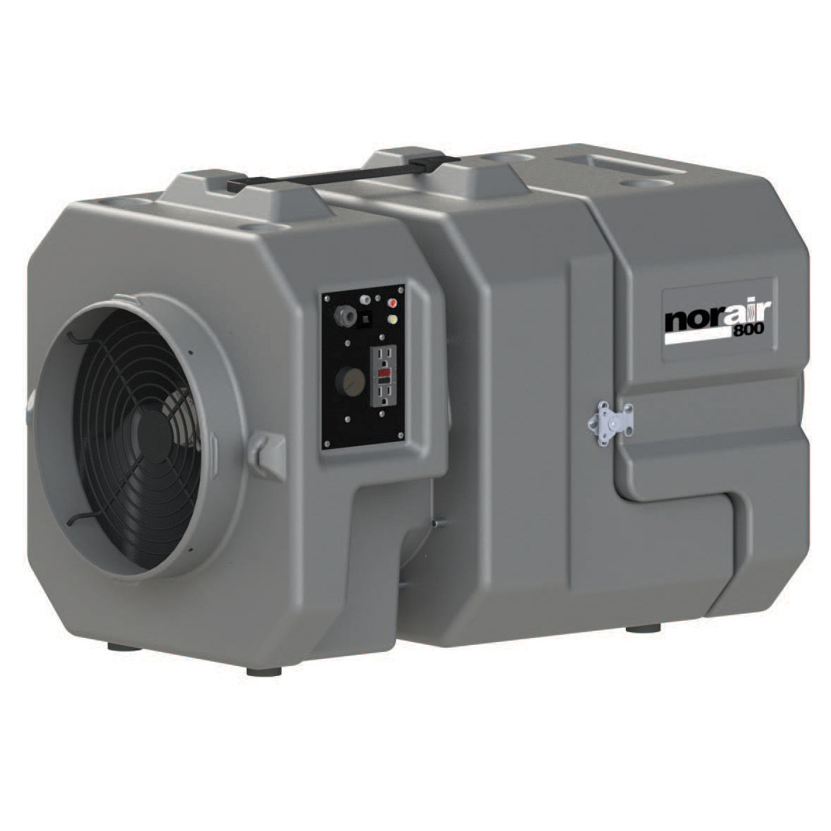NorAir 800 Negative Air Machine w/ HEPA filter - Scrubber