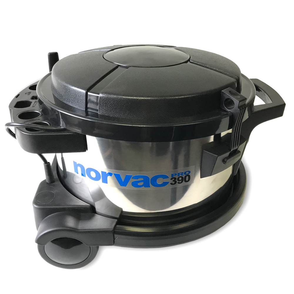Norvac 390 Pro Canister Vacuum