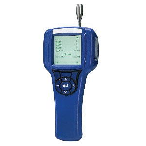 PC501 Handheld Laser Particle Counter