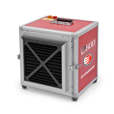Pullman Ermator A600 Negative Air Machine w/ HEPA Filter