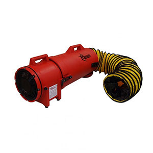 DuraVent Portable Blower - Carpet Dryer - Ventilation Fan