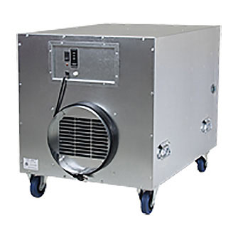 Abatement Tech HEPA Aire H2KM Air Machine w/ HEPA Filter