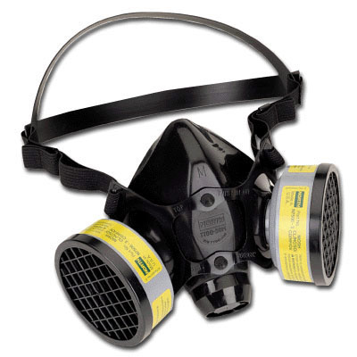North 7700 Respirator - Half Mask Respirator - Honeywell