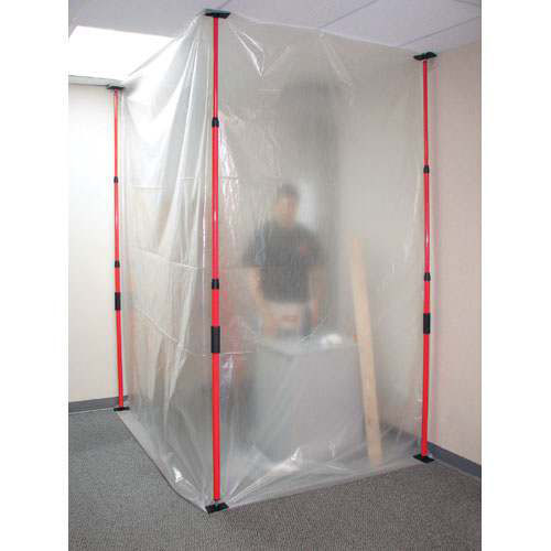 Zipwall Amp Containment Air Machine Superstore Negative