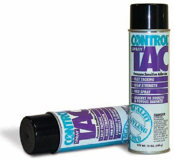 Grayling Tac Spray Adhesive