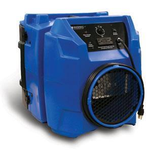 portable negative air machine