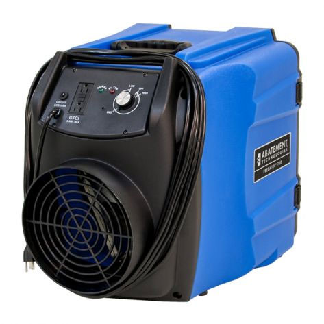 Abatement Technologies Predator 750 Portable Negative Air Machine