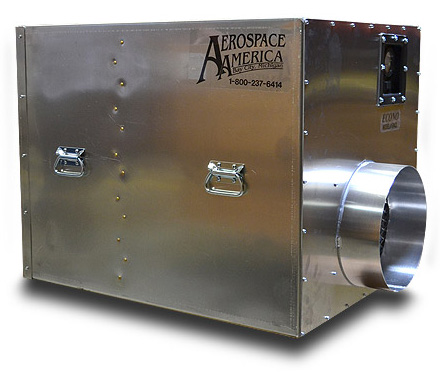 Aerospace America Aeroclean 2000 Econo Air Machine