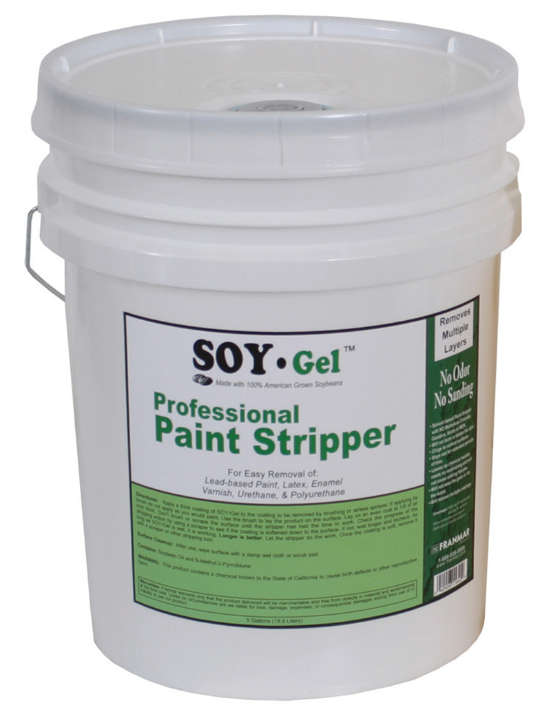 Lead Paint Strippers