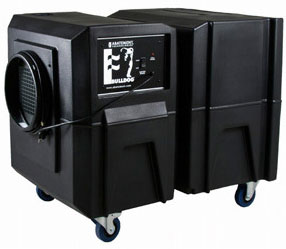 Abatement Technologies BD2KM Bulldog Negative Air Machine