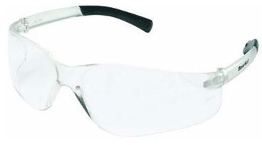 Crews BearKat Clear Safety Glasses